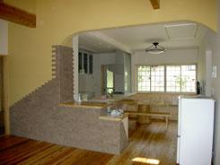 新築キッチン1